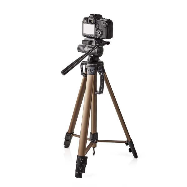 Professionelles Kamera Stativ 1,61m f. Nikon Coolpix B500