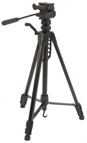 Professional Kamera  Stativ 1,60m  f. Panasonic Lumix DMC-LZ20