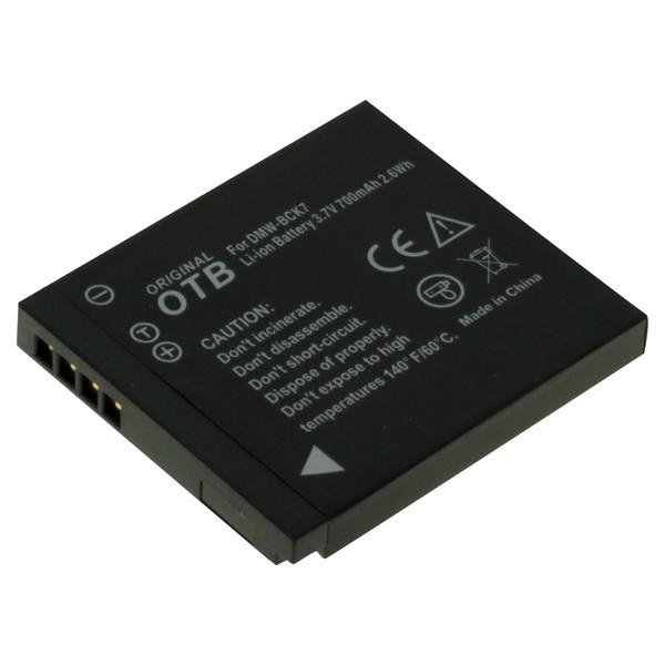 Akku f. Panasonic DMC-XS1