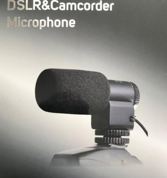 Stereo-Mikrofon für Sony Alpha 6000