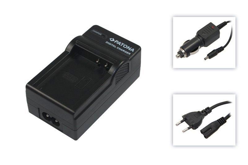 AkkuLadegerätCHARGER für Sony Cybershot DSC-J10 WX7 DSC-W510