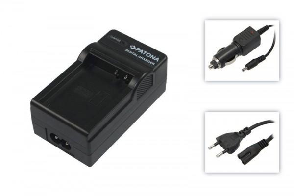 Akku Ladegerät m. micro USB f. Nikon D750