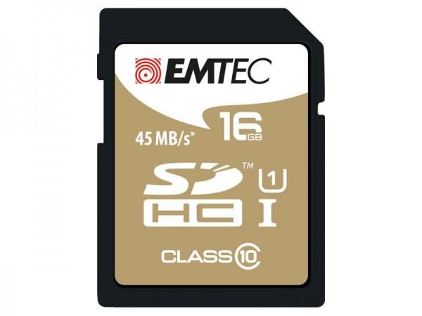 Speicherkarte  16GB f. Panasonic Lumix DMC-FS22